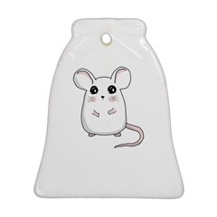Cute Mouse Ornament (bell) by Valentinaart