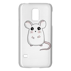 Cute Mouse Galaxy S5 Mini by Valentinaart