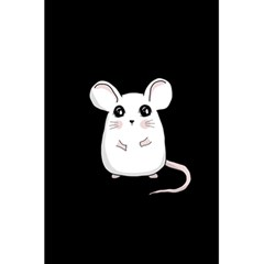 Cute Mouse 5 5  X 8 5  Notebooks by Valentinaart