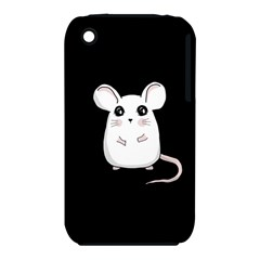 Cute Mouse Iphone 3s/3gs by Valentinaart