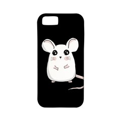 Cute Mouse Apple Iphone 5 Classic Hardshell Case (pc+silicone) by Valentinaart