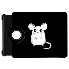 Cute Mouse Kindle Fire Hd 7  by Valentinaart