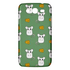 Cute Mouse Pattern Samsung Galaxy Mega 5 8 I9152 Hardshell Case  by Valentinaart