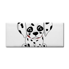 Cute Dalmatian Puppy  Cosmetic Storage Cases by Valentinaart