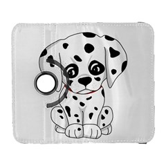 Cute Dalmatian Puppy  Galaxy S3 (flip/folio) by Valentinaart