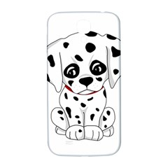 Cute Dalmatian Puppy  Samsung Galaxy S4 I9500/i9505  Hardshell Back Case by Valentinaart