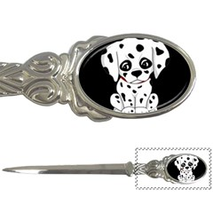 Cute Dalmatian Puppy  Letter Openers by Valentinaart