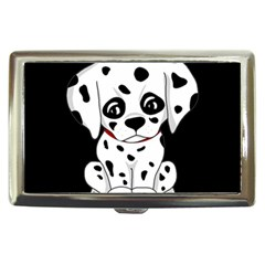 Cute Dalmatian Puppy  Cigarette Money Cases by Valentinaart