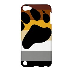Bear Pride Flag Apple Ipod Touch 5 Hardshell Case by Valentinaart