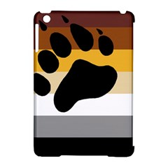 Bear Pride Flag Apple Ipad Mini Hardshell Case (compatible With Smart Cover) by Valentinaart