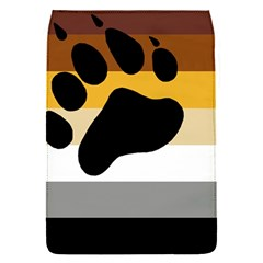 Bear Pride Flag Flap Covers (s)  by Valentinaart