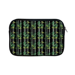 Bamboo Pattern Apple Ipad Mini Zipper Cases by ValentinaDesign