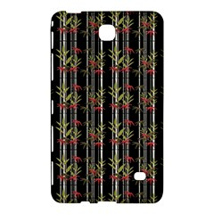 Bamboo Pattern Samsung Galaxy Tab 4 (8 ) Hardshell Case  by ValentinaDesign