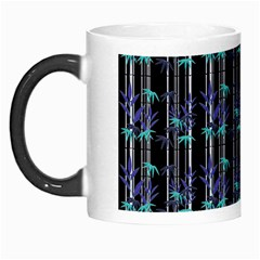 Bamboo Pattern Morph Mugs by ValentinaDesign