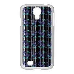 Bamboo Pattern Samsung Galaxy S4 I9500/ I9505 Case (white) by ValentinaDesign