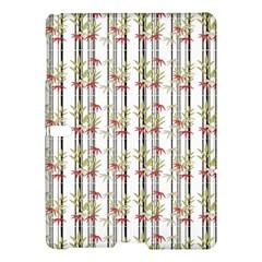 Bamboo Pattern Samsung Galaxy Tab S (10 5 ) Hardshell Case  by ValentinaDesign
