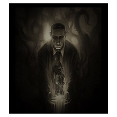 Signs Bag Cthulhu Wars By Guardianvince   Drawstring Pouch (medium)   Jlvxo9jw6vuk   Www Artscow Com Back