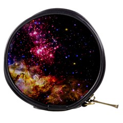 Space Colors Mini Makeup Bags by ValentinaDesign