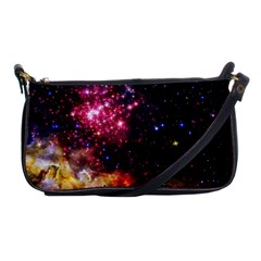 Space Colors Shoulder Clutch Bags