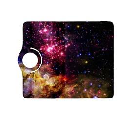 Space Colors Kindle Fire Hdx 8 9  Flip 360 Case by ValentinaDesign