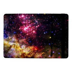 Space Colors Samsung Galaxy Tab Pro 10 1  Flip Case by ValentinaDesign