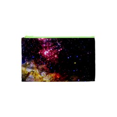 Space Colors Cosmetic Bag (xs) by ValentinaDesign