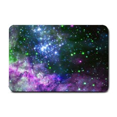 Space Colors Small Doormat  by ValentinaDesign