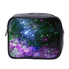 Space Colors Mini Toiletries Bag 2 Side by ValentinaDesign