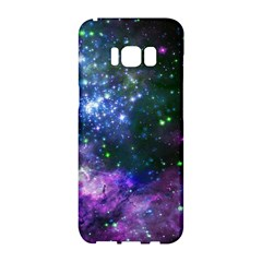Space Colors Samsung Galaxy S8 Hardshell Case