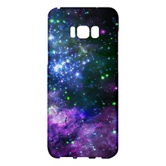 Space Colors Samsung Galaxy S8 Plus Hardshell Case  by ValentinaDesign