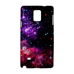 Space Colors Samsung Galaxy Note 4 Hardshell Case by ValentinaDesign