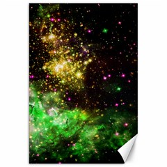 Space Colors Canvas 20  X 30   by ValentinaDesign