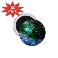 Space Colors 1 75  Magnets (100 Pack)  by ValentinaDesign