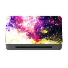 Space Colors Memory Card Reader With Cf by ValentinaDesign