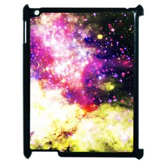 Space Colors Apple Ipad 2 Case (black) by ValentinaDesign