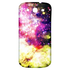 Space Colors Samsung Galaxy S3 S Iii Classic Hardshell Back Case by ValentinaDesign