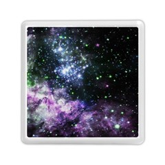Space Colors Memory Card Reader (square)  by ValentinaDesign