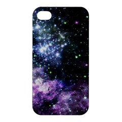 Space Colors Apple Iphone 4/4s Premium Hardshell Case by ValentinaDesign