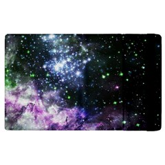 Space Colors Apple Ipad 2 Flip Case by ValentinaDesign