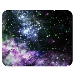 Space Colors Double Sided Flano Blanket (medium)  by ValentinaDesign