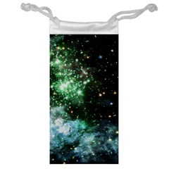 Space Colors Jewelry Bag by ValentinaDesign