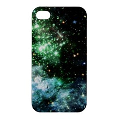 Space Colors Apple Iphone 4/4s Hardshell Case by ValentinaDesign