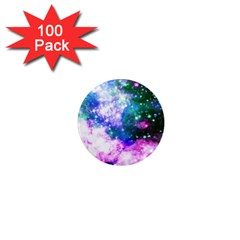 Space Colors 1  Mini Magnets (100 Pack)  by ValentinaDesign