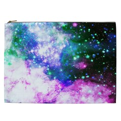 Space Colors Cosmetic Bag (xxl)  by ValentinaDesign