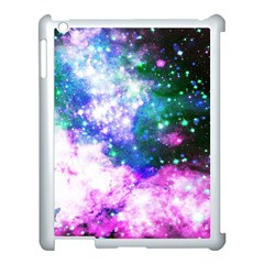 Space Colors Apple Ipad 3/4 Case (white) by ValentinaDesign