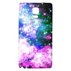 Space Colors Galaxy Note 4 Back Case by ValentinaDesign
