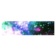 Space Colors Satin Scarf (oblong) by ValentinaDesign