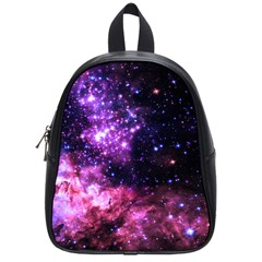 Space Colors School Bag (small) by ValentinaDesign