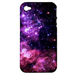 Space Colors Apple Iphone 4/4s Hardshell Case (pc+silicone) by ValentinaDesign
