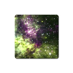 Space Colors Square Magnet by ValentinaDesign
